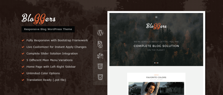 Bloggers-Responsive-Blog-WordPress-Theme