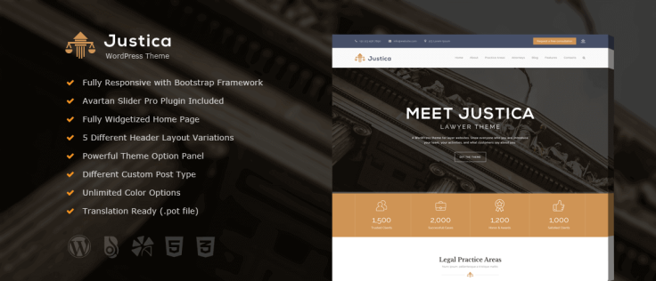 Justica-Premium-WordPress-Theme
