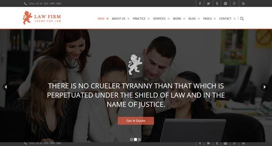 law-firm-wordpress-theme