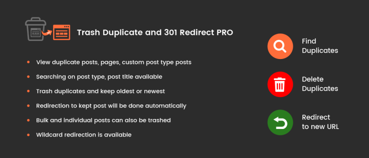 Trash-Duplicate-and-301-Redirection-PRO